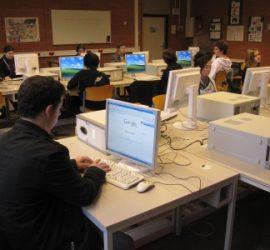 Informatik-Raum